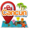 Smart Map Cancun - Mexico