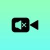 Mute auido of video - VSilencer