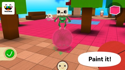 Screenshot #8 for Toca Builders