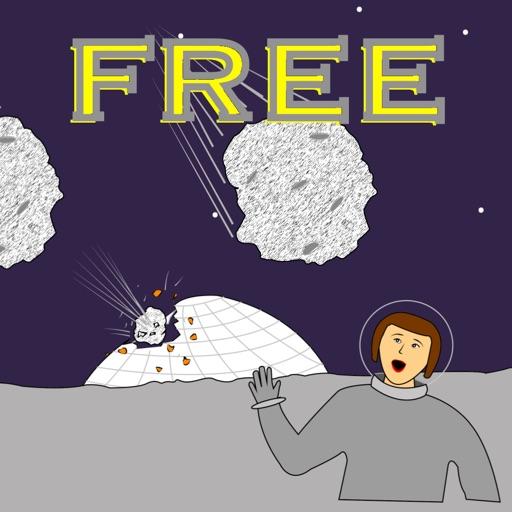 Moon Defence Free iOS App