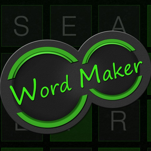 Word Maker Block Puzzle - cool hidden word search game iOS App