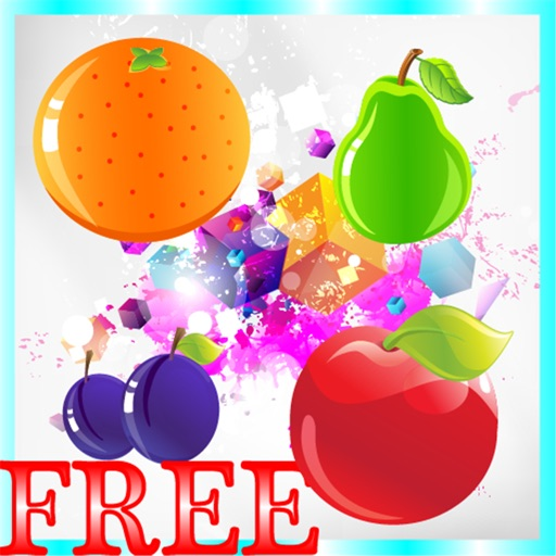 Crazy Fruit Candy FREE iOS App