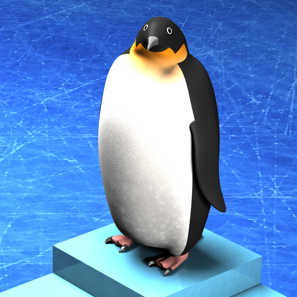 Black Penguin