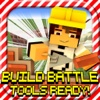 NEW BUILD BATTLE - TOOLS READY! Mini Block Game