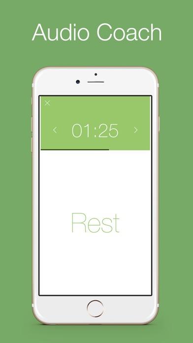 Situps 100 - 30 days workout challenge Screenshot 4