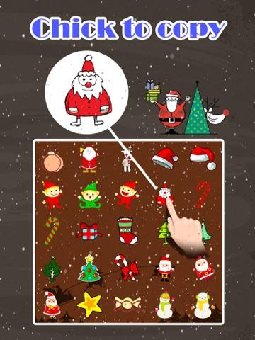 Merry Christmas Emoji - Holiday Emoticon Stickers & Emojis Icons for Message Greeting Screenshot