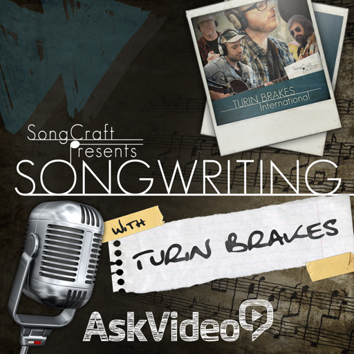 Songwriting with Turin Brakes
