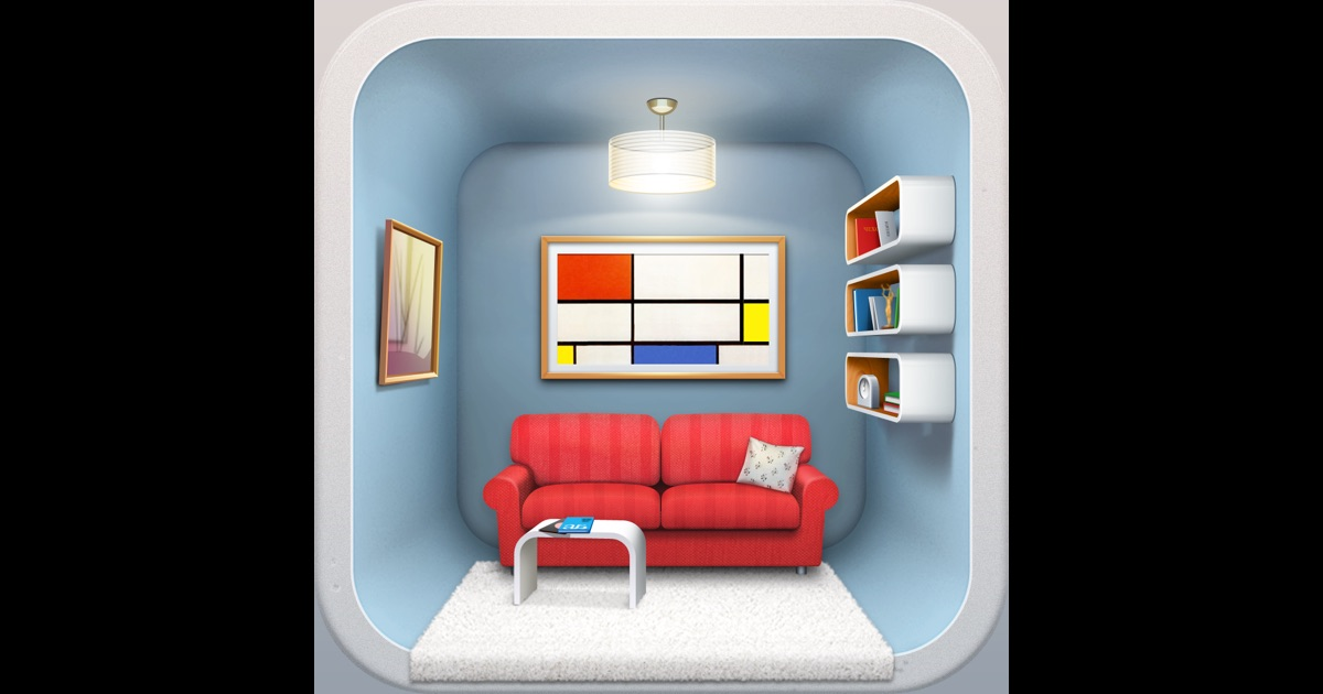 Interior design for ipad on the app store for Interior design decoration app