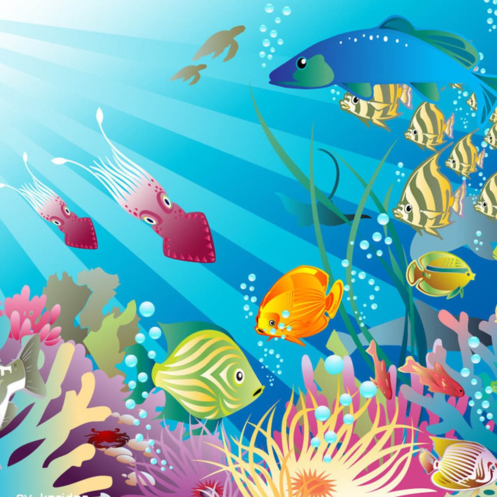 Big fish little fish game on the app store for Big fish little fish