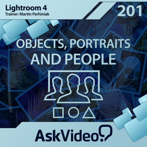 AV for Lightroom 4 201 - Objects, Portraits and People