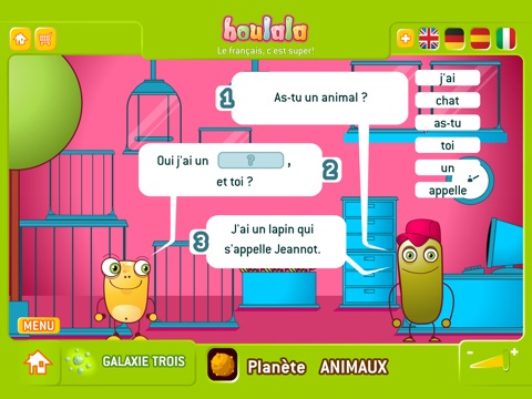 Houlala French screenshot 3