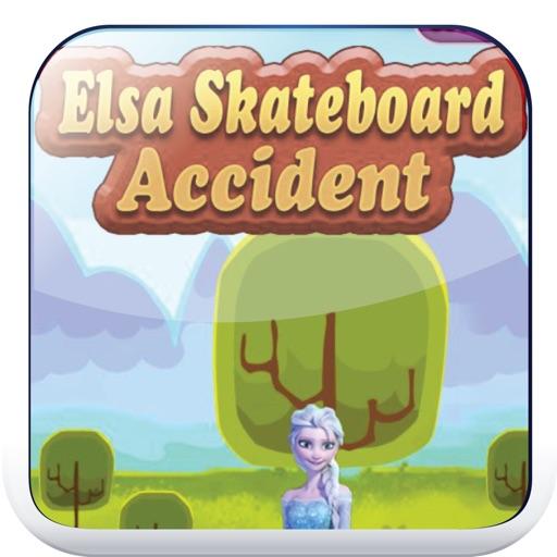 Elsa Skateboard Accident iOS App