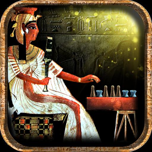 埃及赛尼特棋 (古埃及游戏 - 法老图坦卡蒙最喜欢的消遣活动)