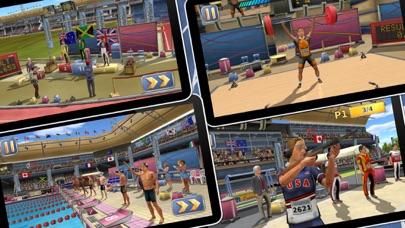 Athletics 2: Summer Sports Screenshot