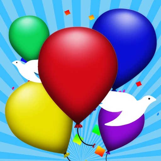 Balloon Pop!! iOS App