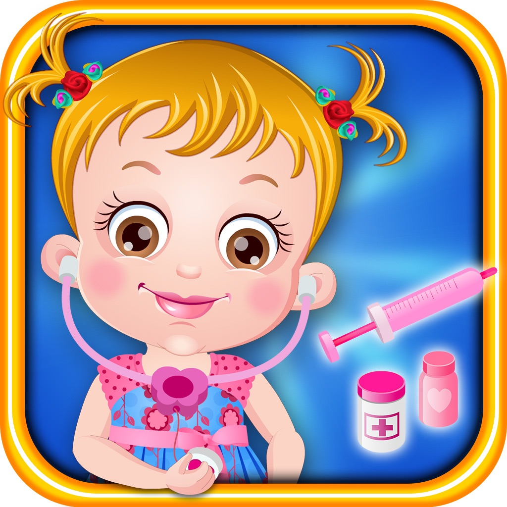Baby hazel doctor play on the app store