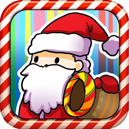 Amazing X-mas Candy Rain HD iOS App