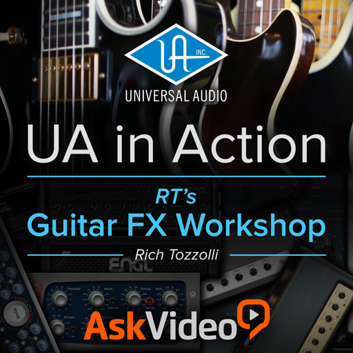 RT's Guitar FX Workshop