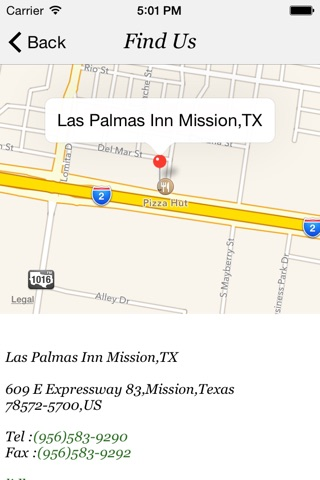 Las Palmas Inn Mission,TX screenshot 4