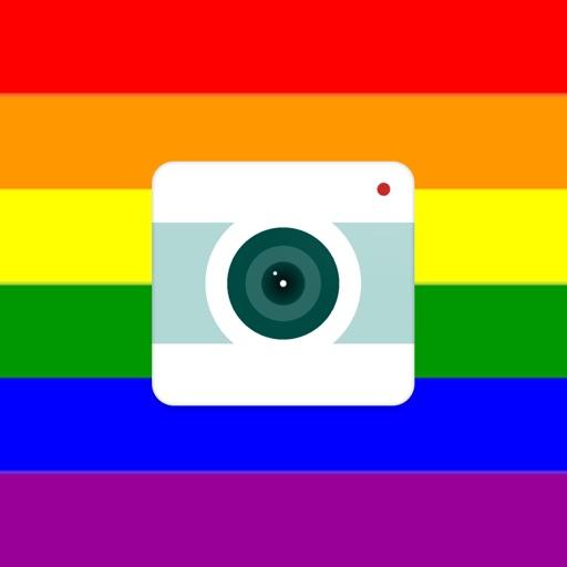 LGBT Camera iOS App