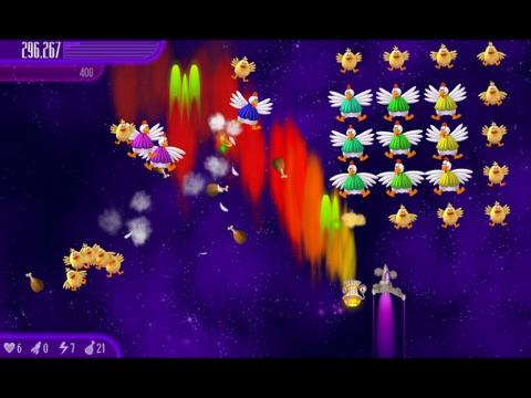Игра Chicken Invaders 4 HD