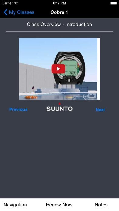 Suunto Dive Computers截图2