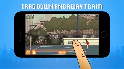 Basketball Time Screenshot