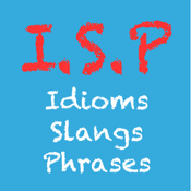 English Dictionary of Idioms, Phrases, Slangs, Expressions & Pictures icon