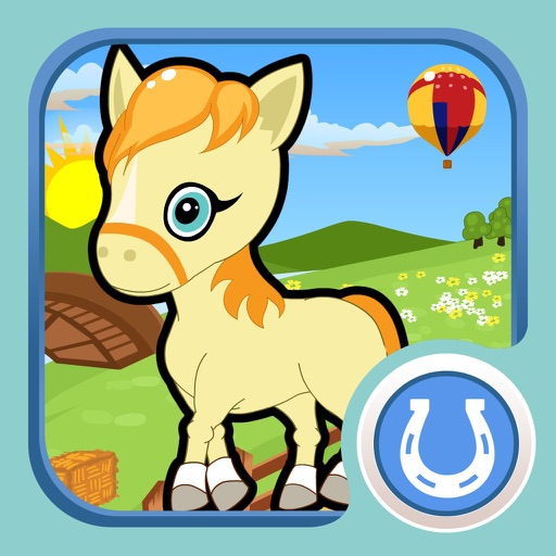 My Cute Horse - Your own little horse to play with and take care of! iOS App