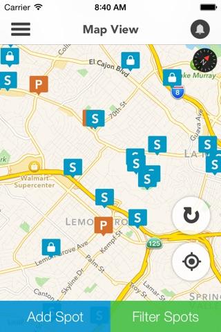 SkateSpots screenshot 2