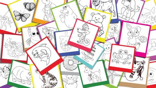 My Favor Coloring Book Games Free For Kids Toddlers On The App