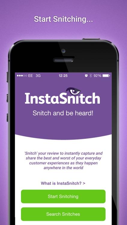 InstaSnitch by InstaSnitch Ltd