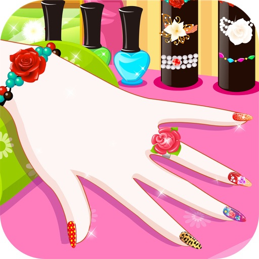 The Hottest Nail Manicure