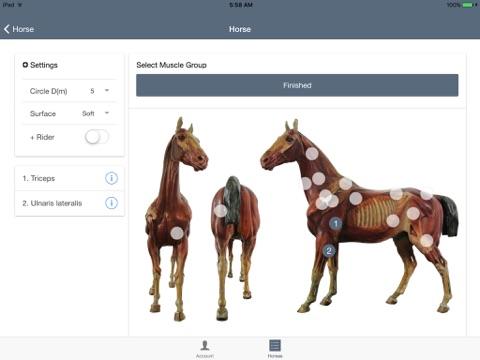 CURO Equine screenshot 3