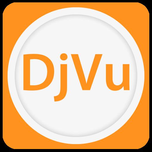 DjVu Files Reader