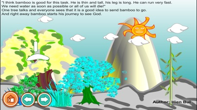 download Why bamboo has sections story (Untold toddler story from Hien Bui) apps 2