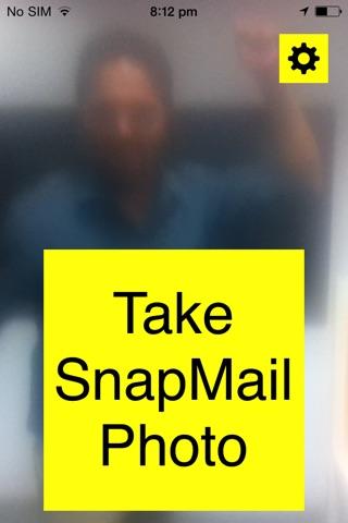 SnapMail screenshot 1