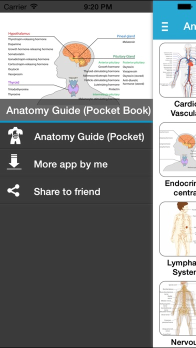 Anatomy Guide Pocket Book App Download Android Apk