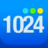 1024 Puzzle Game Plus - mobile logic Game - join the numbers
