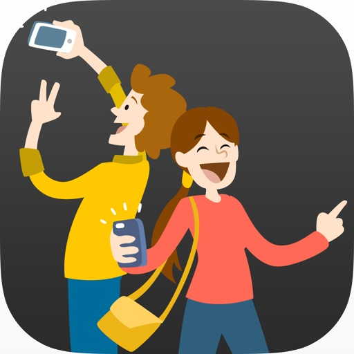 Selfie Helper Camera