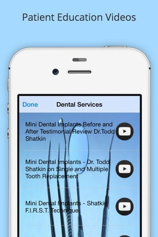 ClermontDentalGroup screenshot 1