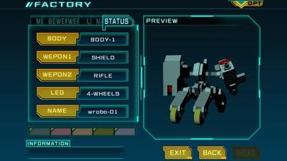 ロボット コンストラクション Rのスクリーンショット2
