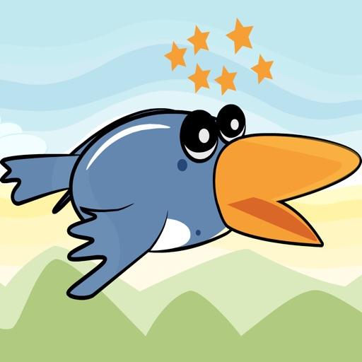 Flappy Crow Survive iOS App