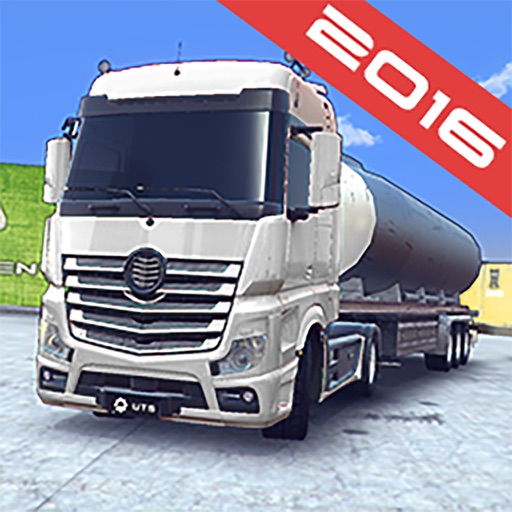 Ultimate Truck Simulator 2016