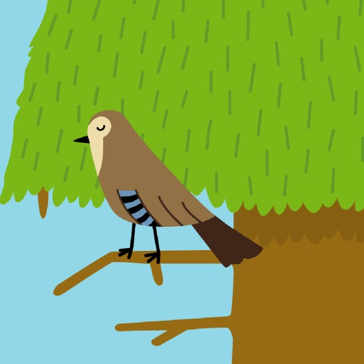 Animals for Toddlers Tree iOS App