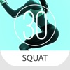 30 Day Squat Challenge for Strong Legs and Butt