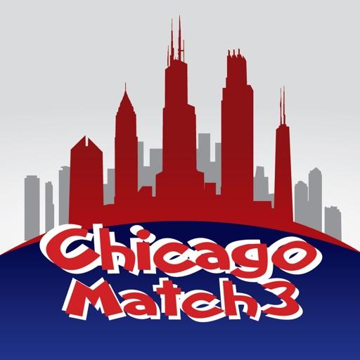 Chicago Match3 iOS App