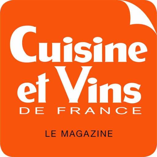 Cuisine et vins de france iphone ios app for Abonnement cuisine et vins de france