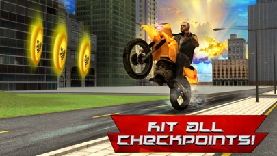 City Biker 3D Screenshot 3