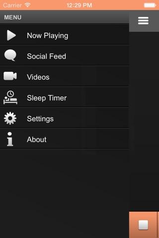 SVmixRadio screenshot 2